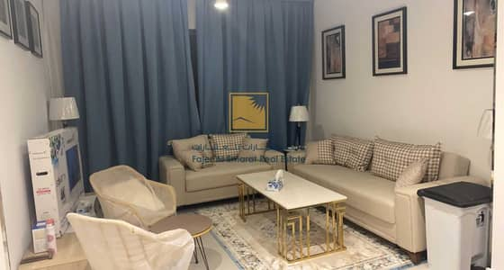 1 Bedroom Apartment for Sale in Al Khan, Sharjah - Luxury 1 Furnished BHK l Pool View l Maryam Island