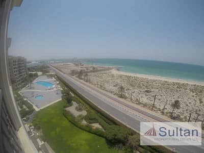 Studio for Rent in Al Hamra Village, Ras Al Khaimah - Sea View High Floor Furnished Marina Studio