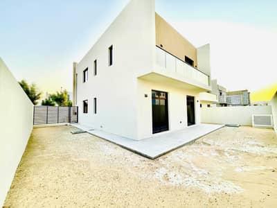 4 Bedroom Townhouse for Rent in Al Tai, Sharjah - Brand  New Massive 4 bedroom Villa   Maids room   2 Living hall   Big balconies   Spacious Private Garden  
