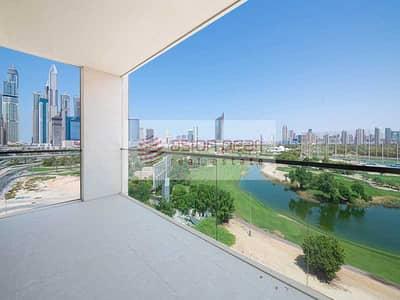 فلیٹ 3 غرف نوم للبيع في التلال، دبي - Stunning Golf View | Vacant On Transfer | 3Bedroom