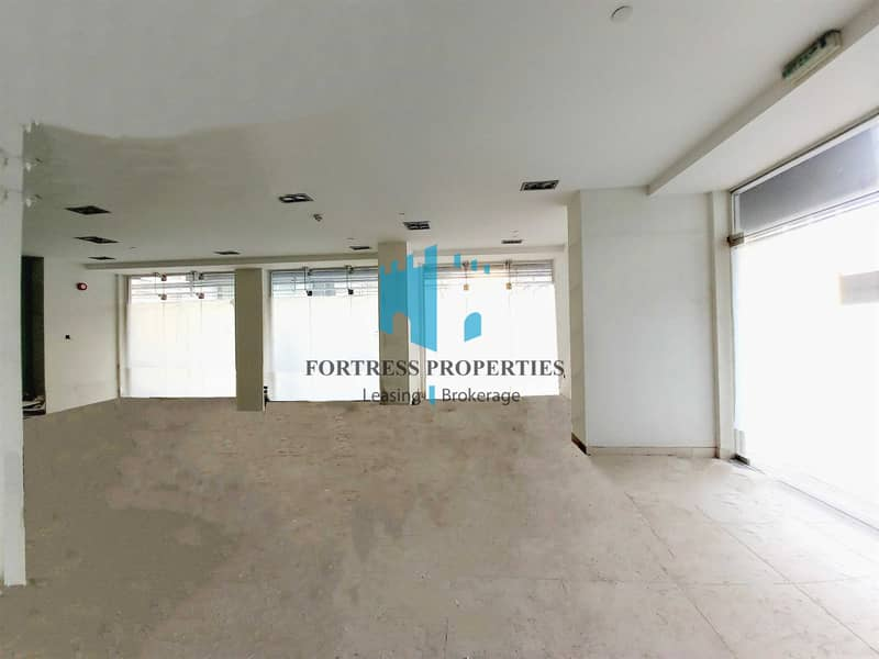 SHOP SPACE | Your Chance to Start Up a Business | 1,152 SQ FT / 107 SQM
