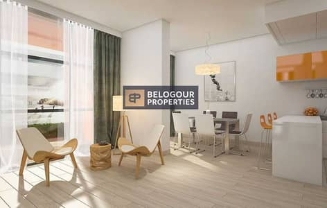 1 Bedroom Flat for Sale in Dubai Residence Complex, Dubai - LUXURY FURNISHED | CONVERTIBLE TO 2 BEDROOM | PAY 20% AND MOVE IN