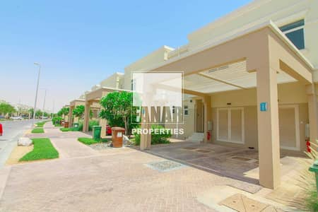 تاون هاوس 2 غرفة نوم للايجار في الغدیر، أبوظبي - Vacant and Ready to Move In   Huge 2+M Townhouse