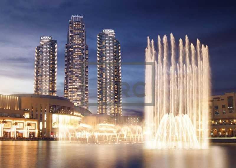 Address Residence Fountain Views   Luxury