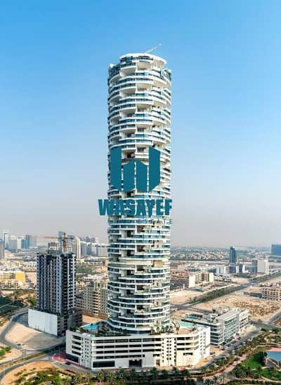 1 Bedroom Hotel Apartment for Sale in Jumeirah Village Circle (JVC), Dubai - Investment Opportunity   Net 5% Guaranteed Return   Private Pool   Accepting all types of Currency