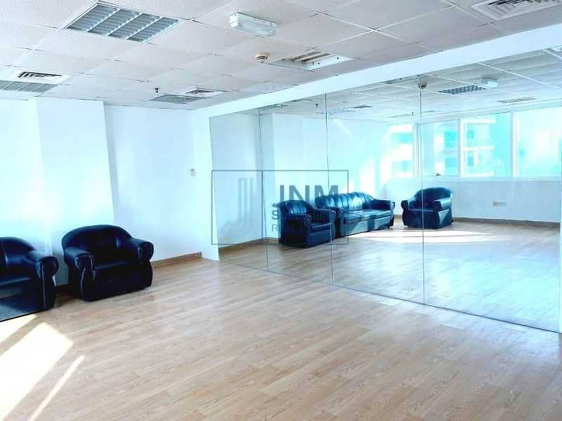 Good Deal ! Partial Sea View | High Floor | Fitted Office