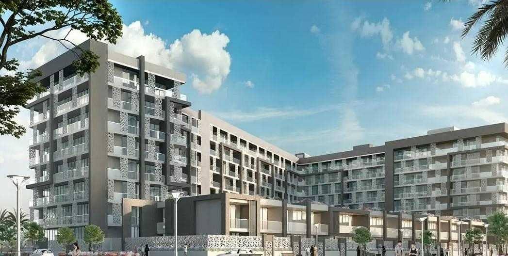 شقة في ذا جيت مدينة مصدر 1 غرف 805956 درهم - 5362041