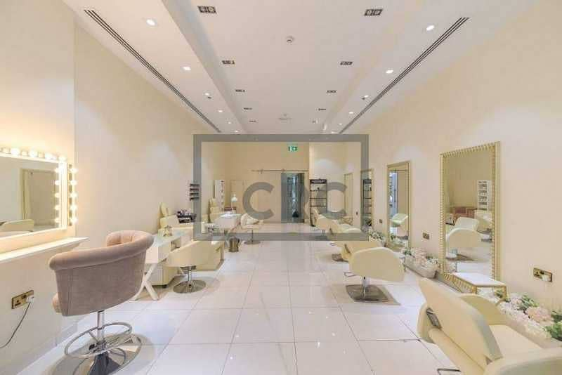 Ladies salon Jumeirah DED License