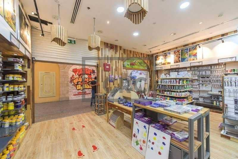 Fitted Retail Jumeirah DED License