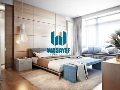 فلیٹ 3 غرف نوم للبيع في مجمع دبي ريزيدنس، دبي - شقة في ارابيان جيت 1 مجمع دبي ريزيدنس 3 غرف 995000 درهم - 5404139