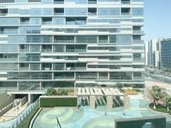شقة في مساكن لمار شاطئ الراحة 2 غرف 100000 درهم - 5404138