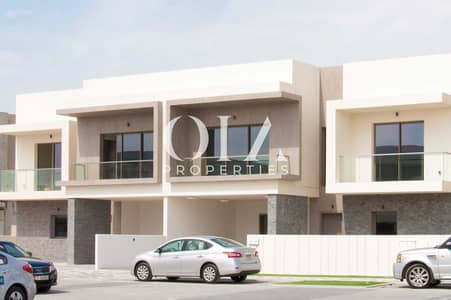4 Bedroom Villa for Rent in Yas Island, Abu Dhabi - Vacant Soon   Prime Location  Luxury Single Row