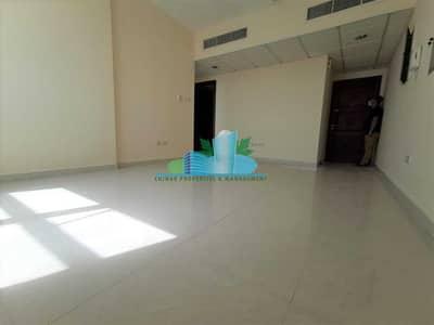 فلیٹ 1 غرفة نوم للايجار في المرور، أبوظبي - Big Size with Glossy Modern tiled Floor |Near Indian School|4 payments