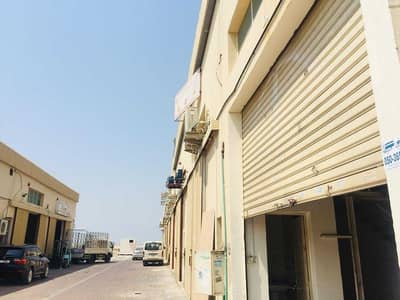 مستودع  للايجار في الجرف، عجمان - مستودع في الجرف الصناعية 2 المنطقة الصناعية الجرف الجرف 45000 درهم - 5404252