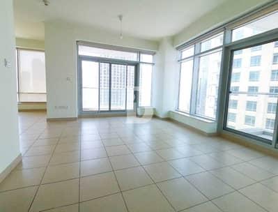 2 Bedroom Flat for Rent in Downtown Dubai, Dubai - High Floor   2 Balcony   Oldtown View