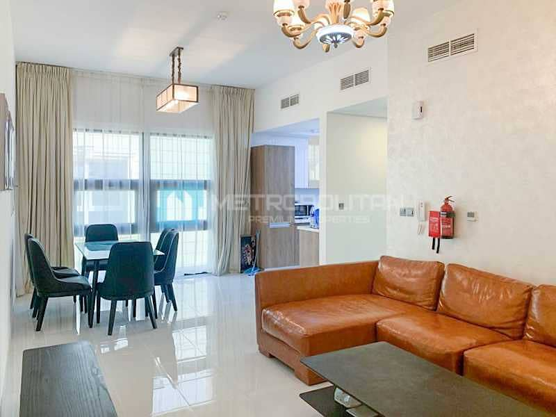 Fully Furnished | 2BR with Store | 2 Balconies