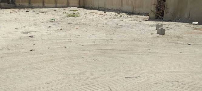 Plot for Sale in Al Nakhil, Ajman - For sale residential land at a snapshot price in a very distinguished location in Ajman, Al Nakhil area, the second piece of Ajman Corniche