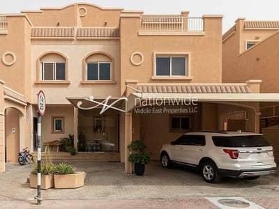 فیلا 2 غرفة نوم للبيع في الريف، أبوظبي - Unique Double Row Villa Worth The Investment