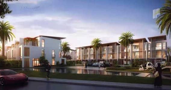 3 Bedroom Villa for Sale in DAMAC Hills (Akoya by DAMAC), Dubai - LAGOON VILLA 3 BED MAID -  7 YEARS PAYMENT PLANOFF PLAN
