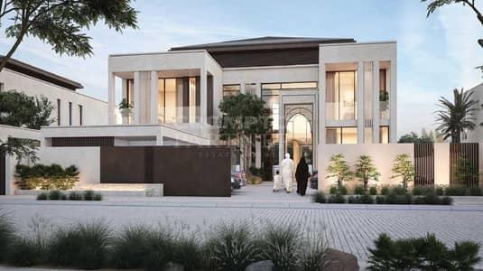 5 Bedroom Villa for Sale in Al Jubail Island, Abu Dhabi - Nad Al Dhabi | V5 Select | Corner | Single Row