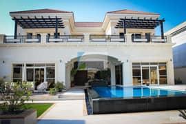 Modern and Luxurious Villa   5 Bedroom