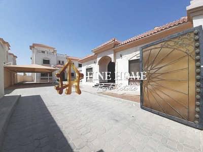 9 Bedroom Villa for Rent in Shakhbout City (Khalifa City B), Abu Dhabi - Fabulous Villa 9BR+2 External extension Majles