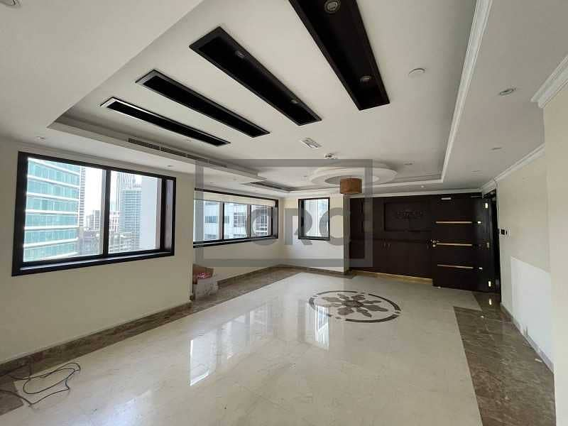 4 Offices | Aspect Tower | For Rent