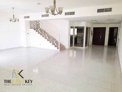 4 Bedroom Villa for Rent in Jumeirah Village Circle (JVC), Dubai - G+1/Independent Villa/Park View