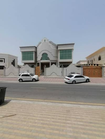 5 Bedroom Villa for Rent in Al Raqaib, Ajman - 5 bed room villa for Rent, spacious and luxury near to all services in ajman