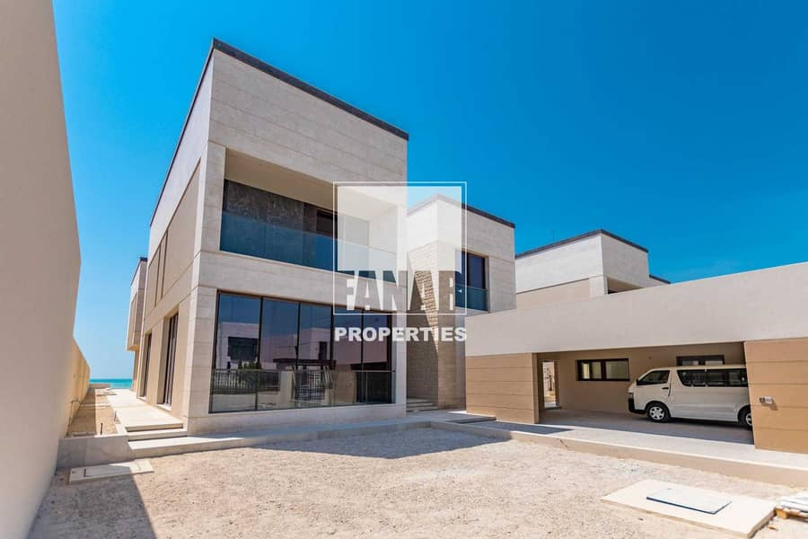 Beach Front Type A 7BR Villa with Big Private Pool