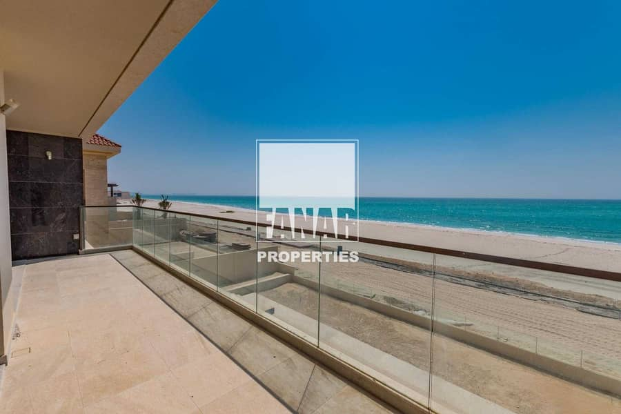 2 Beach Front Type A 7BR Villa with Big Private Pool