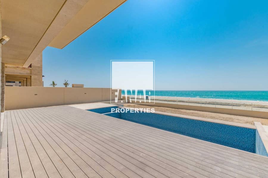 13 Beach Front Type A 7BR Villa with Big Private Pool