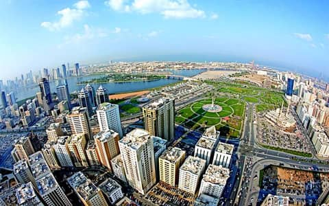 For the first time in Sharjah go to your dream apartment for 4000 dirhams for up to 6 years Smart ap