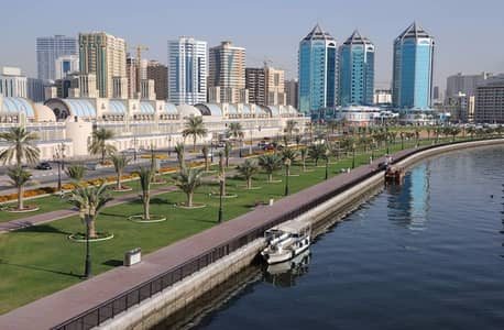 For the first time in installments on 6 years pay 30 thousand and own an apartment in Sharjah