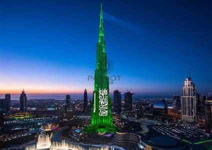 شقة 3 غرف نوم للبيع في وسط مدينة دبي، دبي - ONLY BURJ&FOUNTAIN VIEWS!   LARGEST LAYOUT IN GRANDE