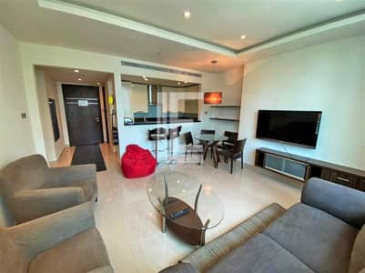 1 Bedroom Apartment for Rent in Jumeirah Lake Towers (JLT), Dubai - Furnished 1BHK in JLT with Ultra Modern Style