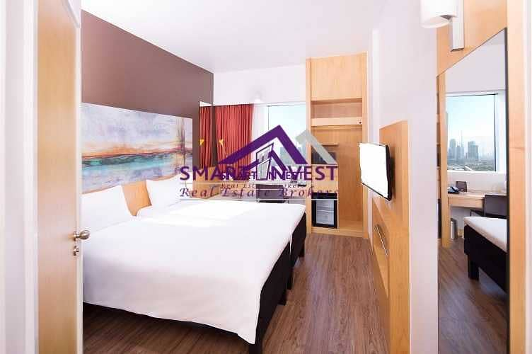 Best Deal! Fully furnished & serviced Studio | No Commission  | SZR| AED 31