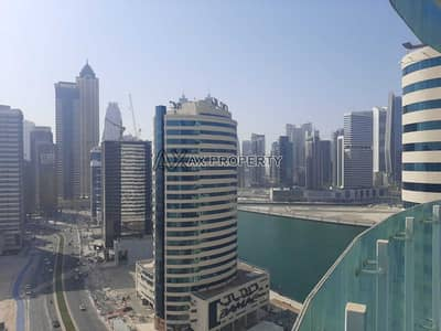 2 Bedroom Apartment for Rent in Business Bay, Dubai - 1 Month Free | Brand New Apartment | Canal View