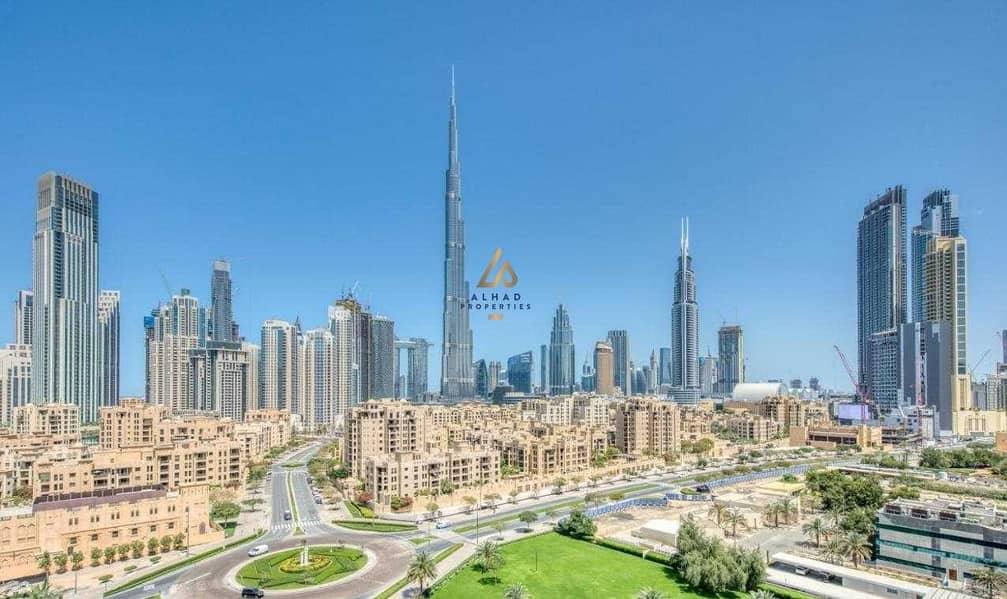 Full Burj View  High floor  Hot Listing