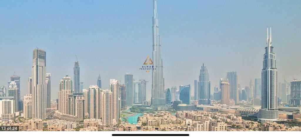 بنتهاوس في أبراج ساوث ريدج 4 أبراج ساوث ريدج وسط مدينة دبي 3 غرف 7000000 درهم - 5335884