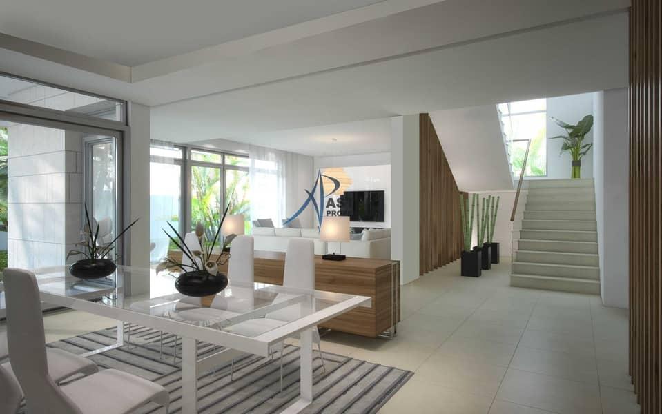 14 Luxurious Villa | Close to west Yas park | Amazing layout