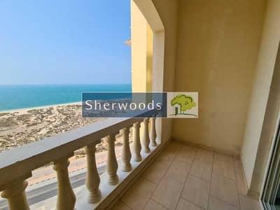 1 Bedroom Flat for Rent in Al Hamra Village, Ras Al Khaimah - Stunning Sea View on High floor – Fully Furnished