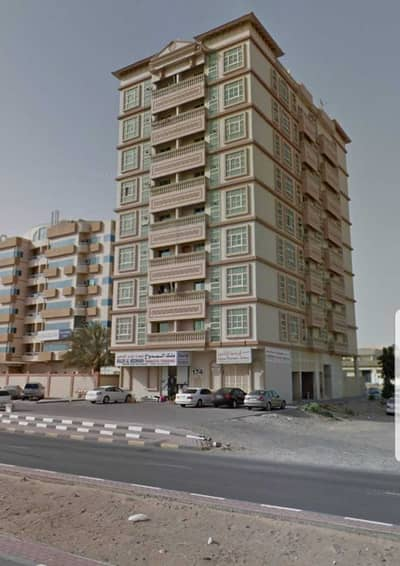 Studio or apartment room and hall for annual or monthly rent in Ajman in Al Hamidiyah