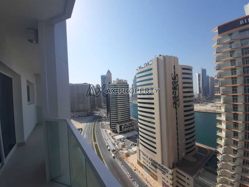 Brand New Apartment with Large Balcony |  Canal View | Big Layout