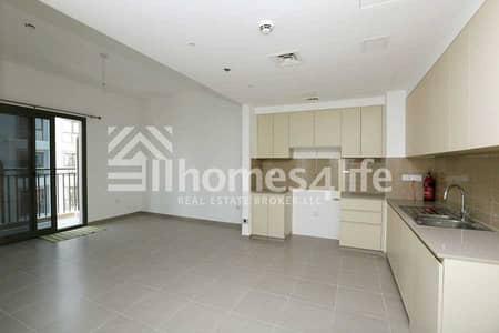 شقة 2 غرفة نوم للايجار في تاون سكوير، دبي - Low Level 2BR Type 2C-1   Open View   Furnished