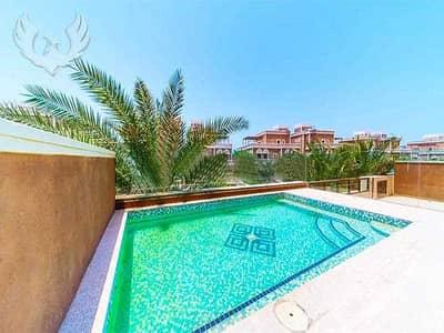 تاون هاوس 4 غرف نوم للبيع في نخلة جميرا، دبي - Best Priced Townhouse  Genuine Resale