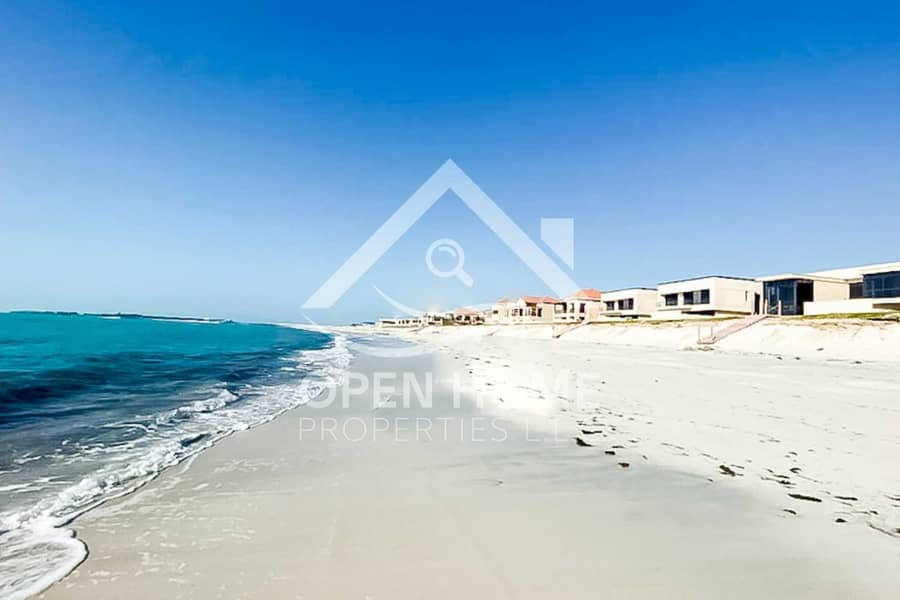 Full Sea View I Type 6 Villa I Best Price with Rent Refund I