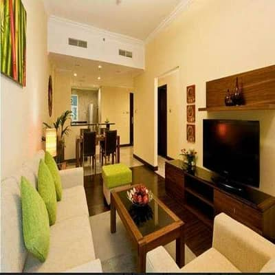 AC free Fully furnished Spacious 1 Bedroom for rent