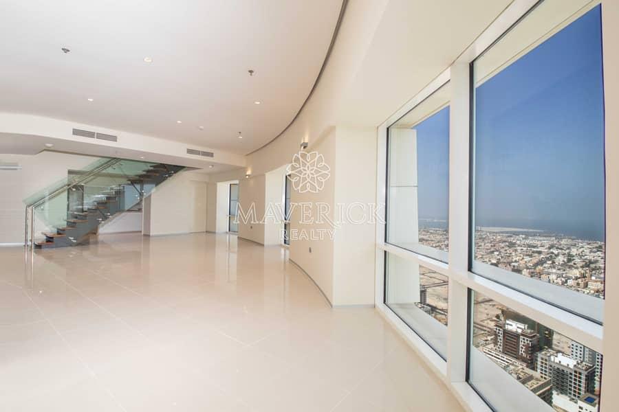 Huge 2BR Duplex | No Commission | Chiller Free