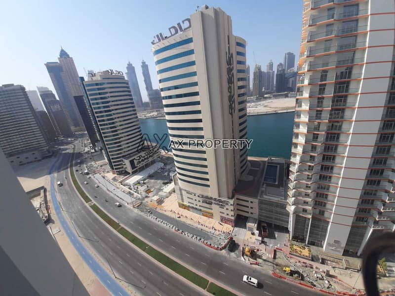 Brand New Apartment with Canal View | Large Balcony & Terrace